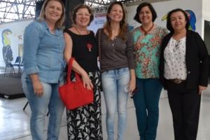 Departamento para mulheres recebe kit de estruturação