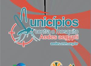 Prefeitura de Matinhas faz ação para combater o Aedes Aegypti.